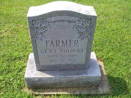 COLBURN FARMER, GRACE - Ross County, Ohio | GRACE COLBURN FARMER - Ohio Gravestone Photos