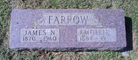FARROW, MOLLIE - Ross County, Ohio | MOLLIE FARROW - Ohio Gravestone Photos