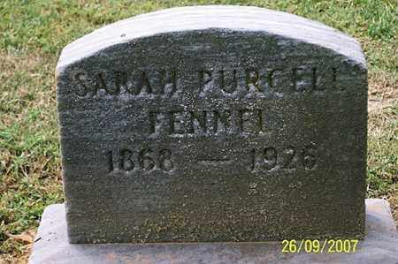 FENNEL, SARAH - Ross County, Ohio | SARAH FENNEL - Ohio Gravestone Photos