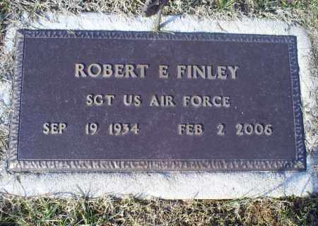 FINLEY, ROBERT E. - Ross County, Ohio | ROBERT E. FINLEY - Ohio Gravestone Photos