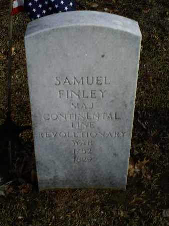 FINLEY, SAMUEL - Ross County, Ohio | SAMUEL FINLEY - Ohio Gravestone Photos