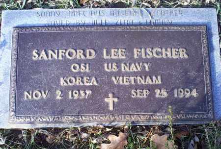 FISCHER, SANFORD LEE - Ross County, Ohio | SANFORD LEE FISCHER - Ohio Gravestone Photos