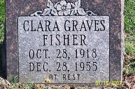 FISHER, CLARA - Ross County, Ohio | CLARA FISHER - Ohio Gravestone Photos