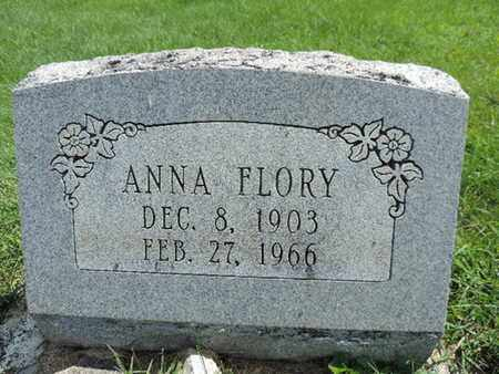 FLORY, ANNA - Ross County, Ohio | ANNA FLORY - Ohio Gravestone Photos