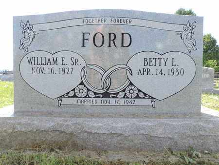 FORD, BETTY L. - Ross County, Ohio | BETTY L. FORD - Ohio Gravestone Photos