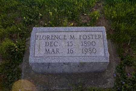 FOSTER, FLORENCE M. - Ross County, Ohio | FLORENCE M. FOSTER - Ohio Gravestone Photos