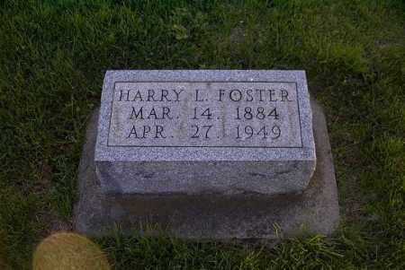 FOSTER, HARRY L. - Ross County, Ohio | HARRY L. FOSTER - Ohio Gravestone Photos