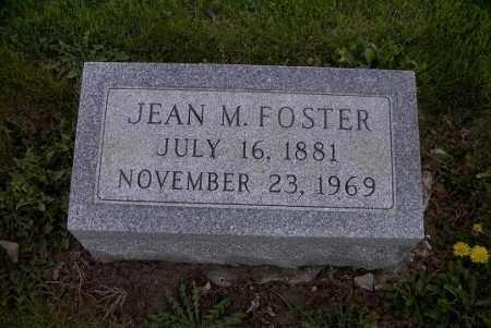FOSTER, JEAN M. - Ross County, Ohio | JEAN M. FOSTER - Ohio Gravestone Photos