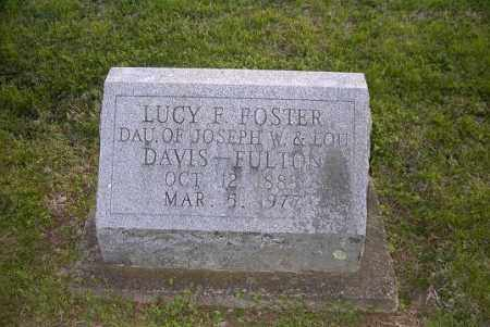 FOSTER, LUCY F. - Ross County, Ohio | LUCY F. FOSTER - Ohio Gravestone Photos