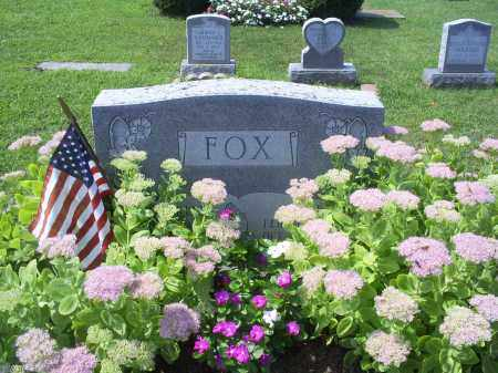 FOX, BESSIE - Ross County, Ohio | BESSIE FOX - Ohio Gravestone Photos