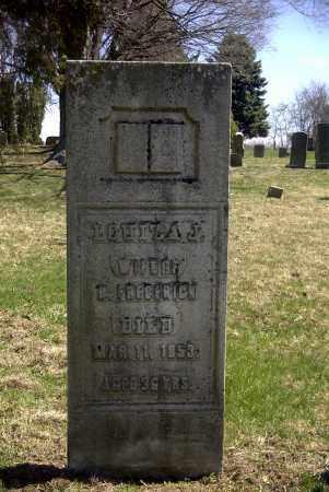FREDERICK, LOUISA J. - Ross County, Ohio | LOUISA J. FREDERICK - Ohio Gravestone Photos