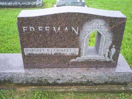 FREEMAN, EMMETT L. - Ross County, Ohio | EMMETT L. FREEMAN - Ohio Gravestone Photos