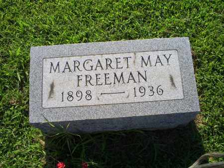 FREEMAN, MARGARET MAY - Ross County, Ohio | MARGARET MAY FREEMAN - Ohio Gravestone Photos