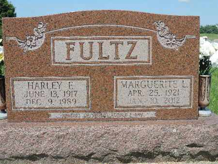 FULTZ, HARLEY F - Ross County, Ohio | HARLEY F FULTZ - Ohio Gravestone Photos