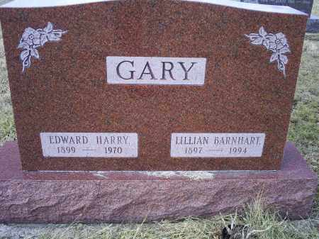 GARY, LILLIAN BARNHART - Ross County, Ohio | LILLIAN BARNHART GARY - Ohio Gravestone Photos