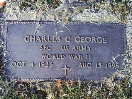 GEORGE, CHARLES C. - Ross County, Ohio | CHARLES C. GEORGE - Ohio Gravestone Photos