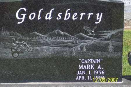 "GOLDSBERRY, MARK A. ""CAPTAIN"" - Ross County, Ohio 