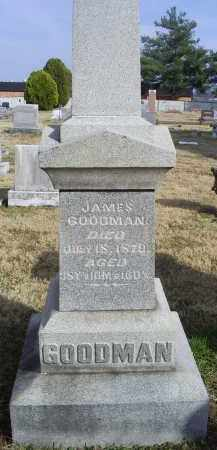 GOODMAN, JAMES - Ross County, Ohio | JAMES GOODMAN - Ohio Gravestone Photos