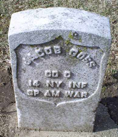 GOSS, JACOB - Ross County, Ohio | JACOB GOSS - Ohio Gravestone Photos