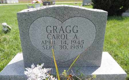 GRAGG, CAROL A - Ross County, Ohio | CAROL A GRAGG - Ohio Gravestone Photos