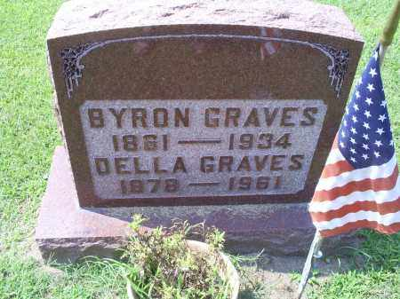 GRAVES, BYRON - Ross County, Ohio | BYRON GRAVES - Ohio Gravestone Photos