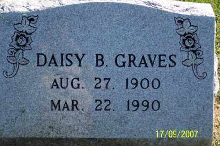 GRAVES, DAISY B. - Ross County, Ohio | DAISY B. GRAVES - Ohio Gravestone Photos