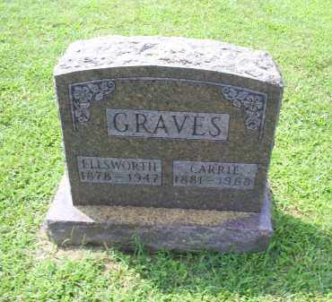 GRAVES, ELLSWORTH - Ross County, Ohio | ELLSWORTH GRAVES - Ohio Gravestone Photos
