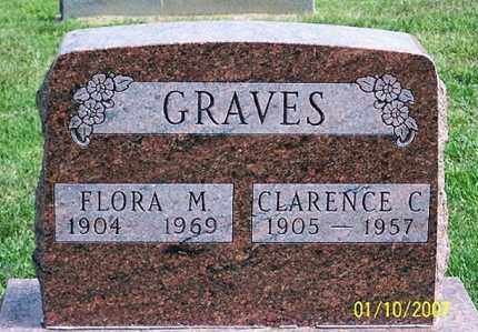 GRAVES, FLORA M. - Ross County, Ohio | FLORA M. GRAVES - Ohio Gravestone Photos