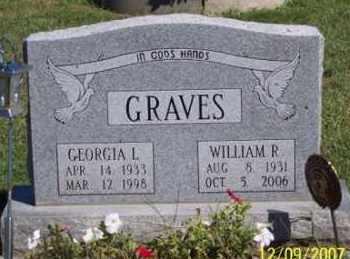 GRAVES, WILLIAM R. - Ross County, Ohio | WILLIAM R. GRAVES - Ohio Gravestone Photos