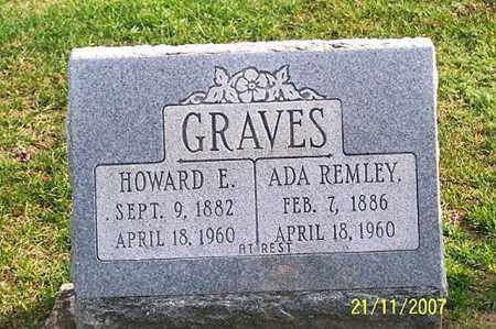 REMLEY GRAVES, ADA - Ross County, Ohio | ADA REMLEY GRAVES - Ohio Gravestone Photos