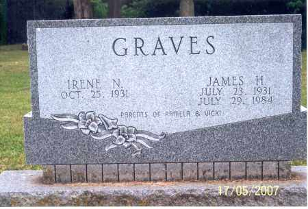 GRAVES, IRENE N. - Ross County, Ohio | IRENE N. GRAVES - Ohio Gravestone Photos