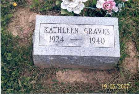 GRAVES, KATHLEEN - Ross County, Ohio | KATHLEEN GRAVES - Ohio Gravestone Photos