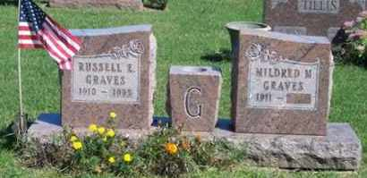 GRAVES, RUSSELL E. - Ross County, Ohio | RUSSELL E. GRAVES - Ohio Gravestone Photos