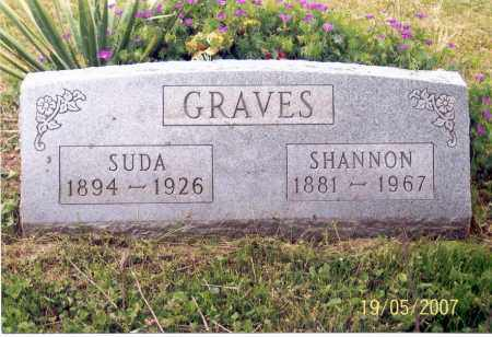 GRAVES, SUDA - Ross County, Ohio | SUDA GRAVES - Ohio Gravestone Photos
