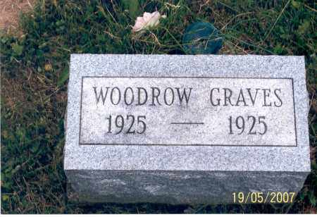 GRAVES, WOODROW - Ross County, Ohio | WOODROW GRAVES - Ohio Gravestone Photos
