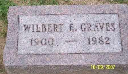 GRAVES, WILBERT E. - Ross County, Ohio | WILBERT E. GRAVES - Ohio Gravestone Photos