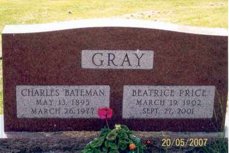 PRICE GRAY, BEATRICE - Ross County, Ohio | BEATRICE PRICE GRAY - Ohio Gravestone Photos