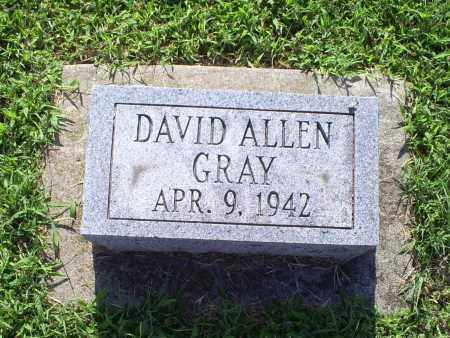GRAY, DAVID ALLEN - Ross County, Ohio | DAVID ALLEN GRAY - Ohio Gravestone Photos
