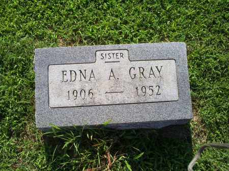 GRAY, EDNA A. - Ross County, Ohio | EDNA A. GRAY - Ohio Gravestone Photos
