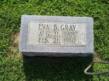 GRAY, EVA B. - Ross County, Ohio | EVA B. GRAY - Ohio Gravestone Photos