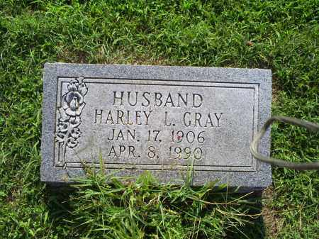 GRAY, HARLEY L. - Ross County, Ohio | HARLEY L. GRAY - Ohio Gravestone Photos