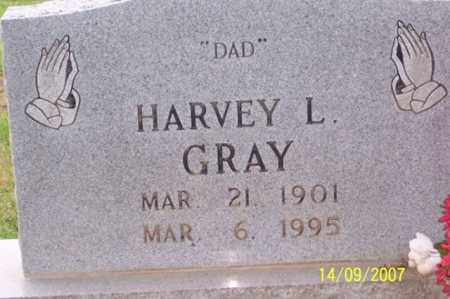 GRAY, HARVEY L. - Ross County, Ohio | HARVEY L. GRAY - Ohio Gravestone Photos
