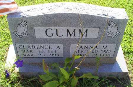 GUMM, ANNA M. - Ross County, Ohio | ANNA M. GUMM - Ohio Gravestone Photos