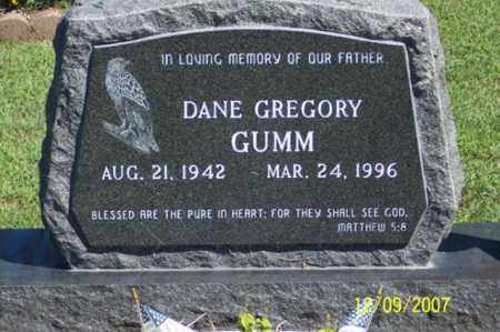 GUMM, DANE GREGORY - Ross County, Ohio | DANE GREGORY GUMM - Ohio Gravestone Photos