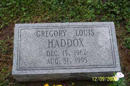 HADDOX, GREGORY LOUIS - Ross County, Ohio | GREGORY LOUIS HADDOX - Ohio Gravestone Photos