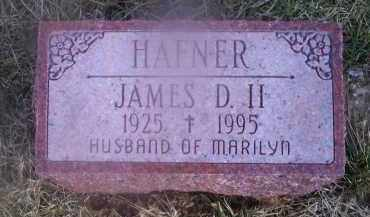 HAFNER, JAMES D. II - Ross County, Ohio | JAMES D. II HAFNER - Ohio Gravestone Photos