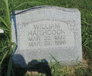 HAITHCOCK, WILLIAM - Ross County, Ohio | WILLIAM HAITHCOCK - Ohio Gravestone Photos