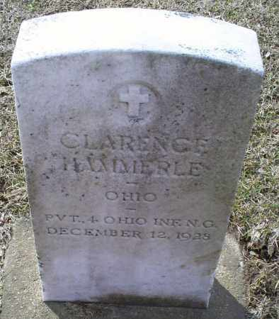HAMMERLE, CLARENCE - Ross County, Ohio | CLARENCE HAMMERLE - Ohio Gravestone Photos