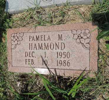 HAMMOND, PAMELA M. - Ross County, Ohio | PAMELA M. HAMMOND - Ohio Gravestone Photos