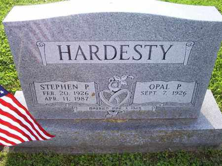 HARDESTY, STEPHEN P. - Ross County, Ohio | STEPHEN P. HARDESTY - Ohio Gravestone Photos